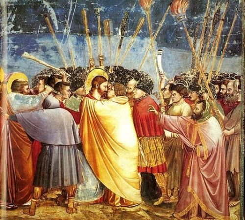 533px-Giotto_-_Scrovegni_-_-31-_-_Kiss_of_Judas